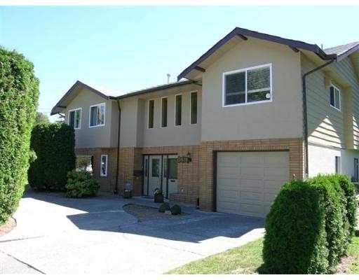 Main Photo: 5610 9TH Avenue in Tsawwassen: Tsawwassen East House for sale : MLS®# V664211