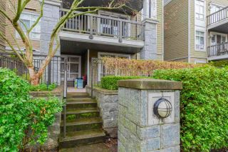 Photo 1: 119 6279 EAGLES Drive in Vancouver: University VW Condo for sale (Vancouver West)  : MLS®# R2561625