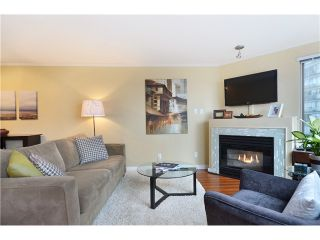 Photo 6: # 208 1208 BIDWELL ST in Vancouver: West End VW Condo for sale (Vancouver West)  : MLS®# V1069541