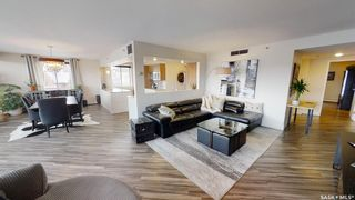 Photo 2: 401 730 Spadina Crescent East in Saskatoon: Central Business District Residential for sale : MLS®# SK837574