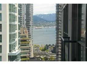 Main Photo: 1105 1239 W Georgia Street in Vancouver: Coal Harbour Condo for sale (Vancouver West)  : MLS®# V889463