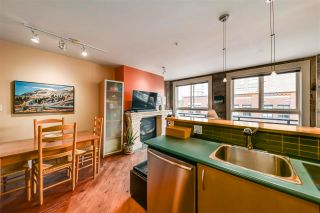 "Photo 7: 406 1216 HOMER Street in Vancouver: Yaletown Condo for sale in ""The Murchies Building"" (Vancouver West)  : MLS®# R2575743"