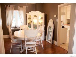 Photo 4: 288 Traverse Avenue in WINNIPEG: St Boniface Residential for sale (South East Winnipeg)  : MLS®# 1602736