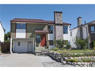 Photo 1: 3223 CHROME Crescent in Coquitlam: New Horizons House for sale : MLS®# V1018341
