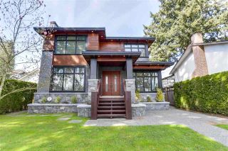 Photo 1: 3839 W 35TH AVENUE in Vancouver: Dunbar House for sale (Vancouver West)  : MLS®# R2506978