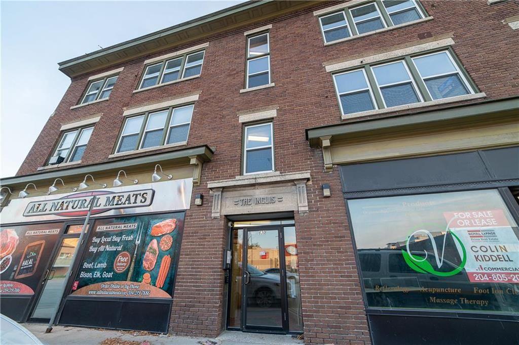 Main Photo: 4 630 Notre Dame Avenue in Winnipeg: West End Condominium for sale (5A)  : MLS®# 202124100