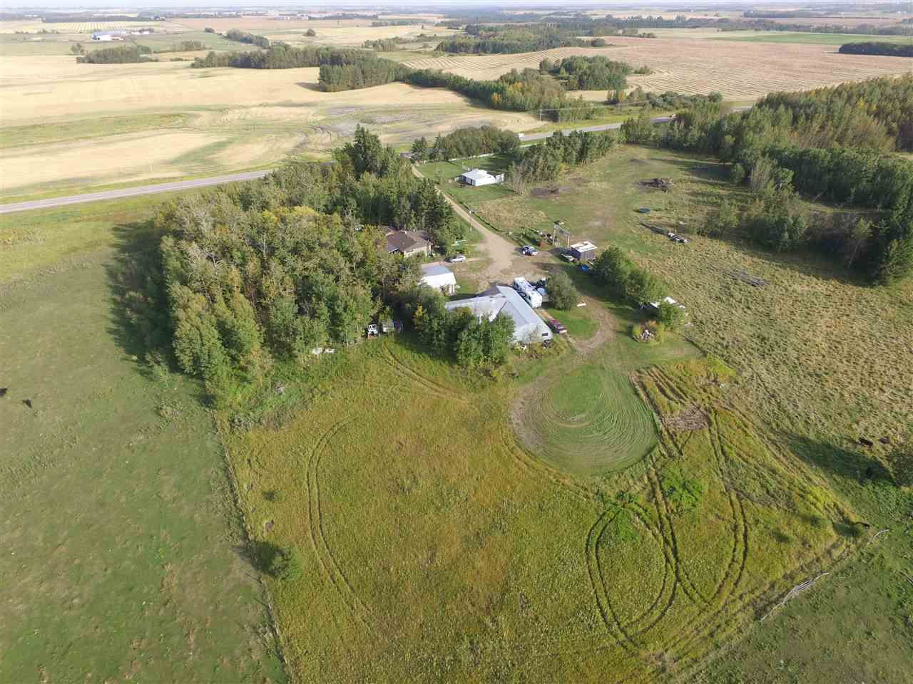 Photo 22: Photos: 472050A Hwy 814: Rural Wetaskiwin County House for sale : MLS®# E4213442