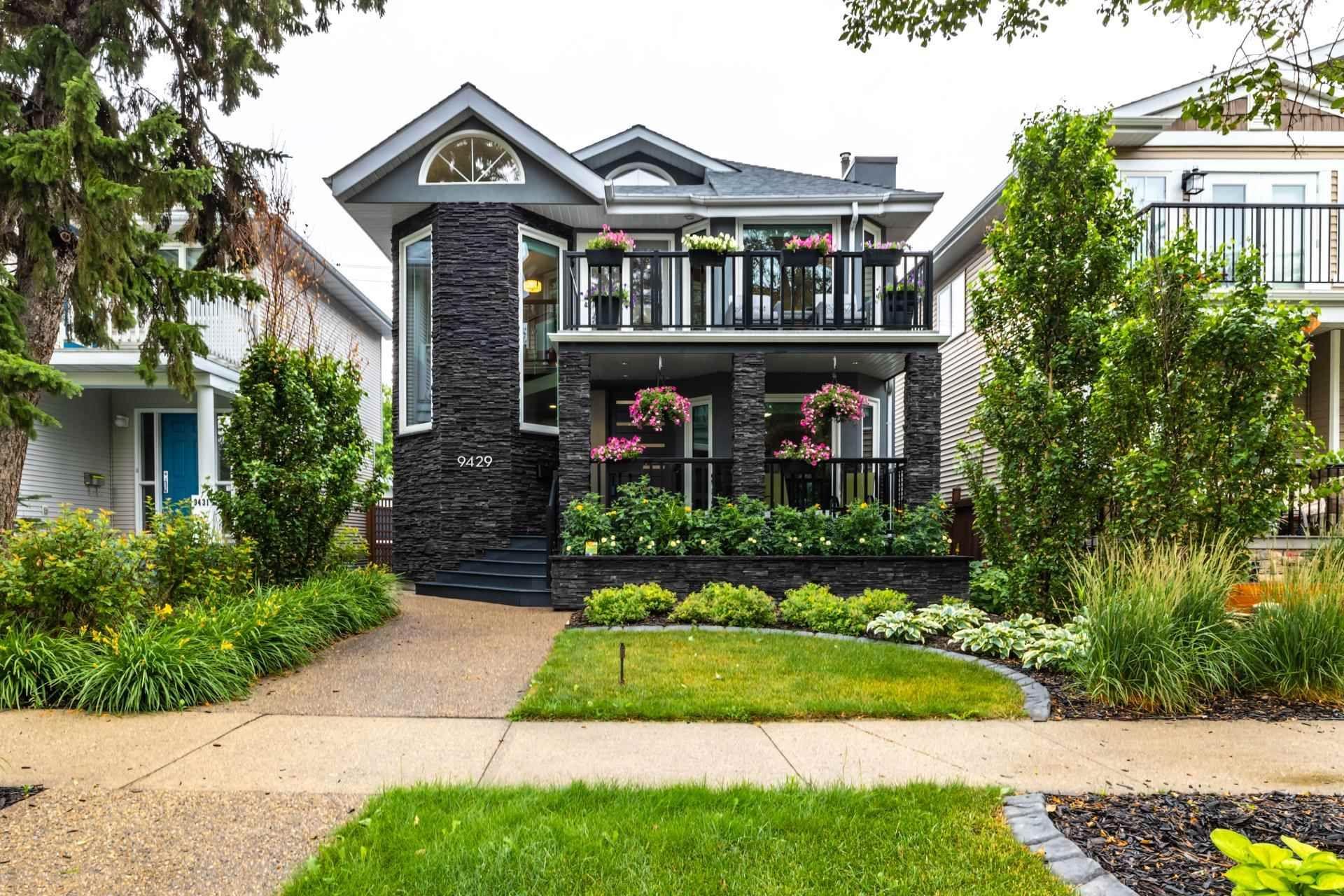 Main Photo: 9429 101 Street in Edmonton: Zone 12 House for sale : MLS®# E4255702