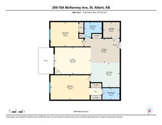 Photo 41: 209 78A MCKENNEY Avenue: St. Albert Condo for sale : MLS®# E4231766