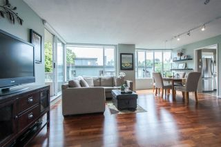 """Photo 1: 403 1566 W 13TH Avenue in Vancouver: Fairview VW Condo for sale in """"ROYAL GARDENS"""" (Vancouver West)  : MLS®# R2080778"""