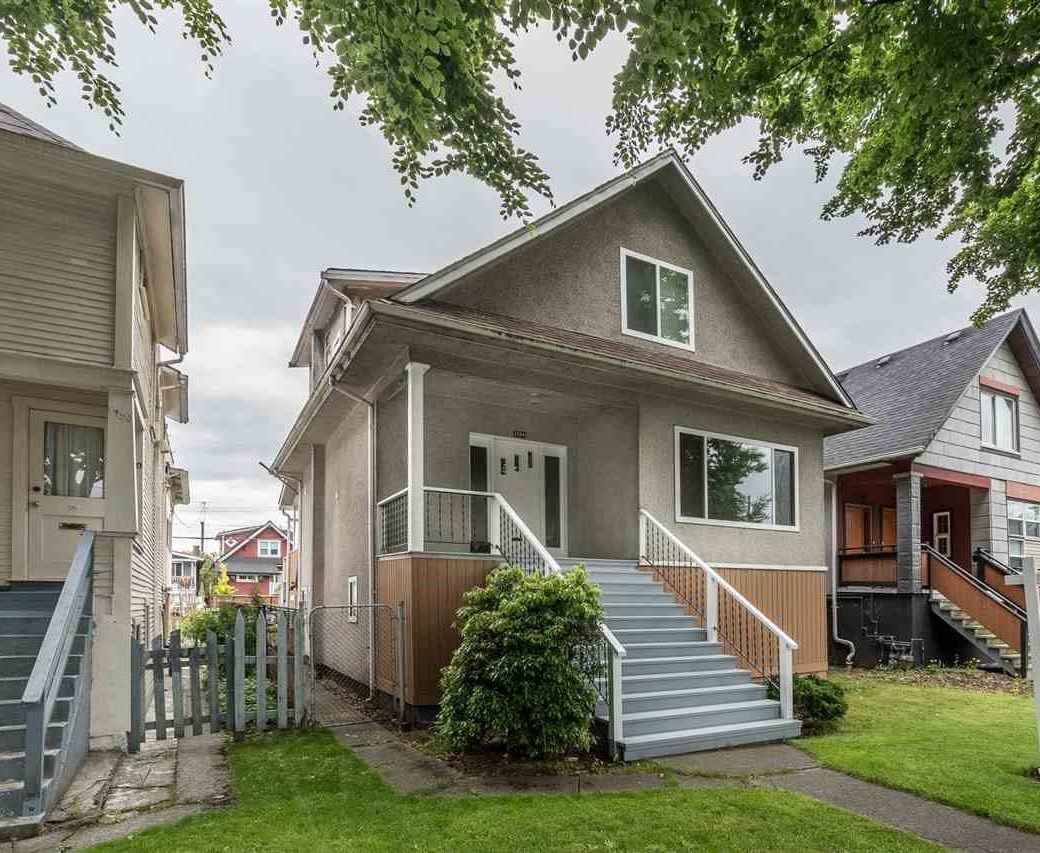 Main Photo: 1744 E 1ST Avenue in Vancouver: Grandview Woodland House for sale (Vancouver East)  : MLS®# R2586004