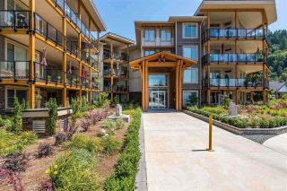 "Photo 2: 208 45746 KEITH WILSON Road in Chilliwack: Sardis East Vedder Rd Condo for sale in ""Englewood Courtyard Platinum 2"" (Sardis)  : MLS®# R2542236"