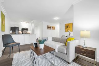 """Photo 2: 401 1818 WEST 6TH Avenue in Vancouver: Kitsilano Condo for sale in """"CARNEGIE"""" (Vancouver West)  : MLS®# R2618856"""