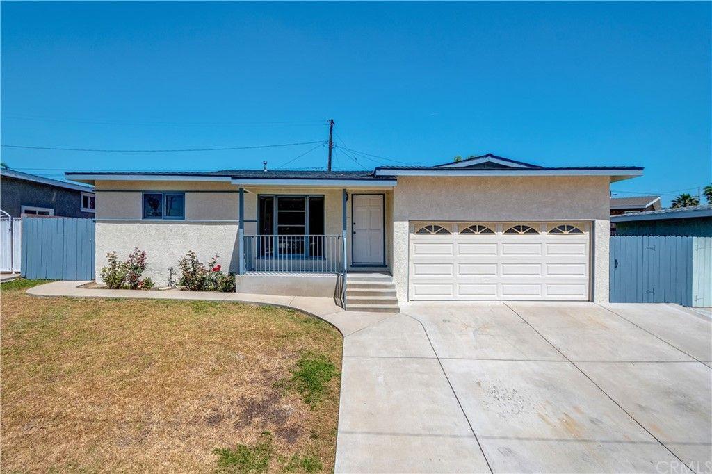 Main Photo: 10945 Arroyo Drive in Whittier: Residential for sale (670 - Whittier)  : MLS®# PW21114732