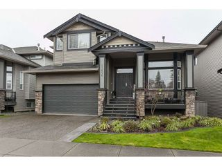 """Photo 1: 21656 91 Avenue in Langley: Walnut Grove House for sale in """"Madison Park"""" : MLS®# R2441594"""