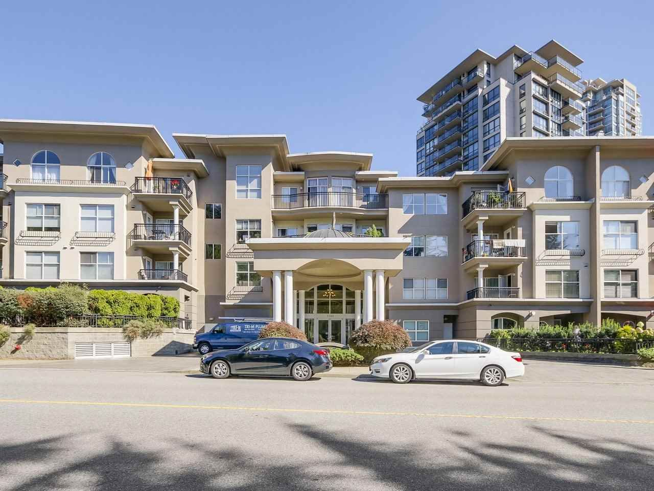 Main Photo: 309 1185 PACIFIC Street in Coquitlam: North Coquitlam Condo for sale : MLS®# R2197570