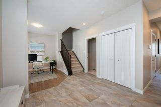Photo 5: 110 Wentworth Row SW in Calgary: West Springs Row/Townhouse for sale : MLS®# A1100774