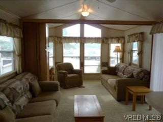 Photo 5: 5 5621 Sooke Rd in SOOKE: Sk Saseenos Manufactured Home for sale (Sooke)  : MLS®# 550455