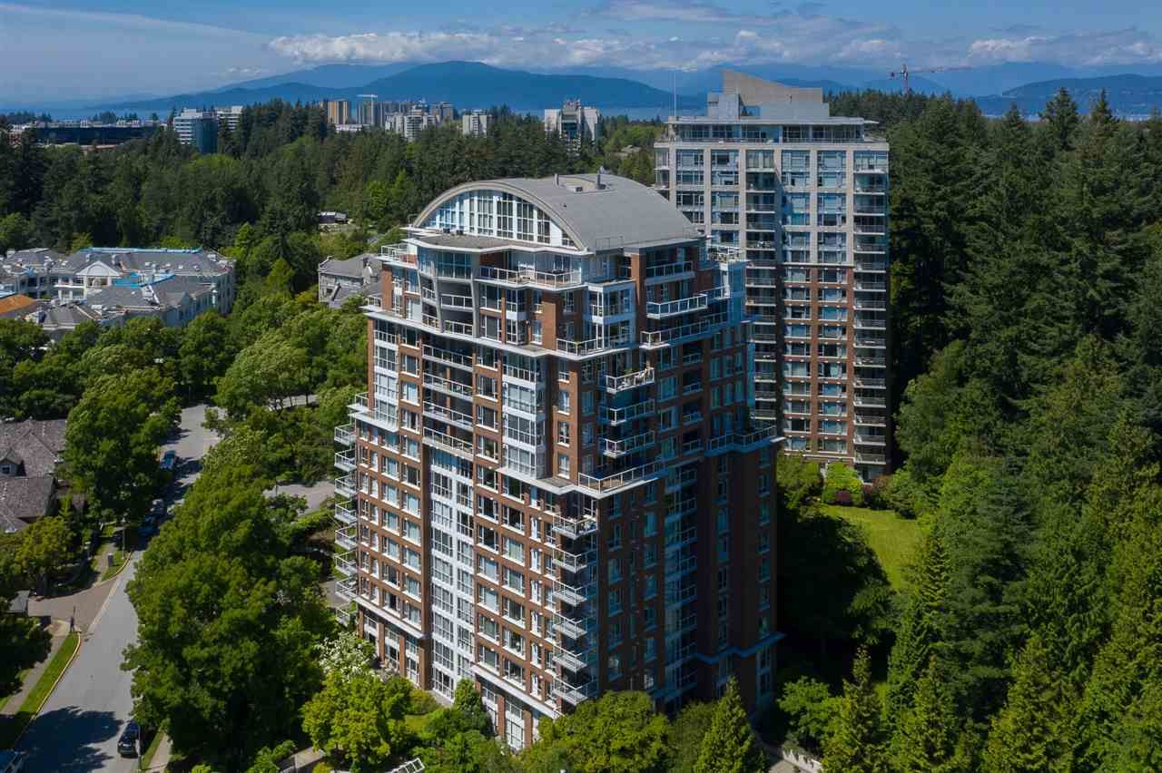 "Main Photo: 907 5615 HAMPTON Place in Vancouver: University VW Condo for sale in ""BALMORAL"" (Vancouver West)  : MLS®# R2521263"