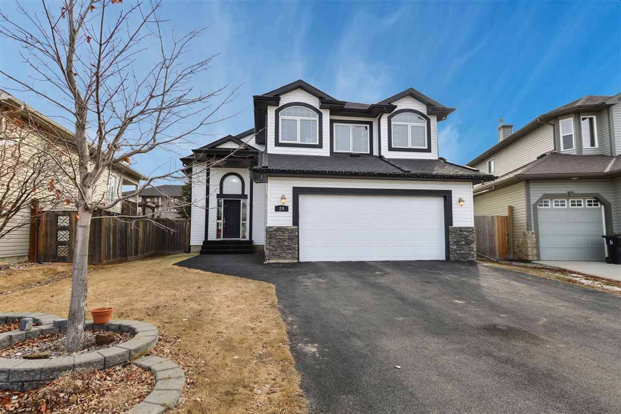 Main Photo: 20 LAMPLIGHT Bay: Spruce Grove House for sale : MLS®# E4233972