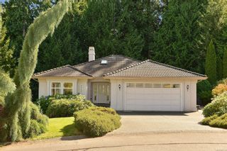 Main Photo: 8568 Cathedral Pl in : NS Dean Park House for sale (North Saanich)  : MLS®# 883794