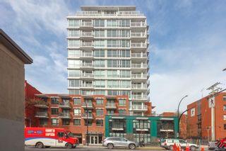Photo 2: 801 834 Johnson St in : Vi Downtown Condo for sale (Victoria)  : MLS®# 877605