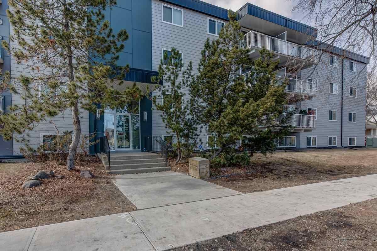 Main Photo: 203 10434 125 Street in Edmonton: Zone 07 Condo for sale : MLS®# E4234368
