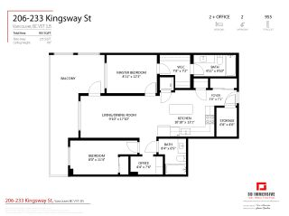 "Photo 30: 206 233 KINGSWAY in Vancouver: Mount Pleasant VE Condo for sale in ""VYA"" (Vancouver East)  : MLS®# R2530799"