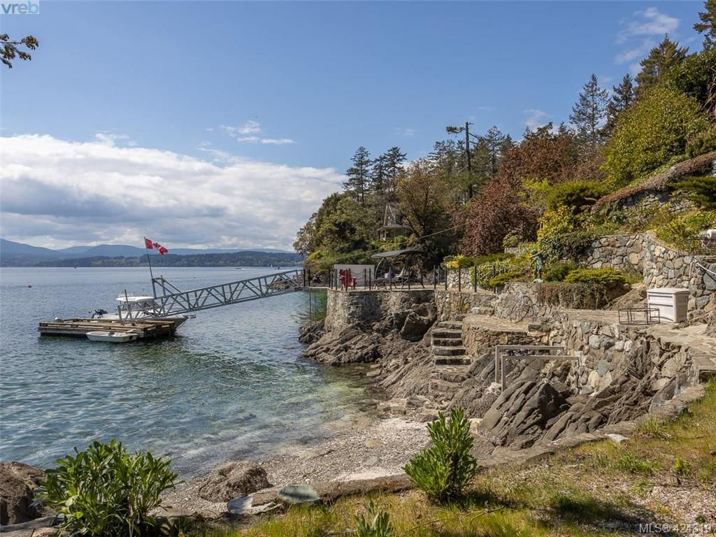 Main Photo: 11424 Chalet Rd in NORTH SAANICH: NS Deep Cove House for sale (North Saanich)  : MLS®# 838006