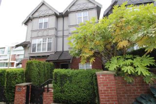 Photo 1: 5637 WILLOW STREET in Vancouver: Cambie Townhouse for sale (Vancouver West)  : MLS®# R2174798