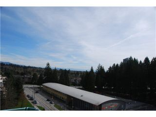 """Photo 4: 1005 3071 GLEN Drive in Coquitlam: North Coquitlam Condo for sale in """"PARC LAURENT"""" : MLS®# V1110673"""