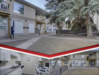 Photo 1: 103 219 Huntington Park Bay NW in Calgary: Huntington Hills Row/Townhouse for sale : MLS®# A1093664