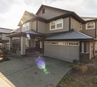 """Photo 1: 3514 PRINCETON Avenue in Coquitlam: Burke Mountain House for sale in """"Burke Mt Heights by Foxridge"""" : MLS®# R2239120"""