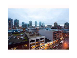 Photo 8: 904 1055 HOMER Street in Vancouver: Yaletown Condo for sale (Vancouver West)  : MLS®# V969340