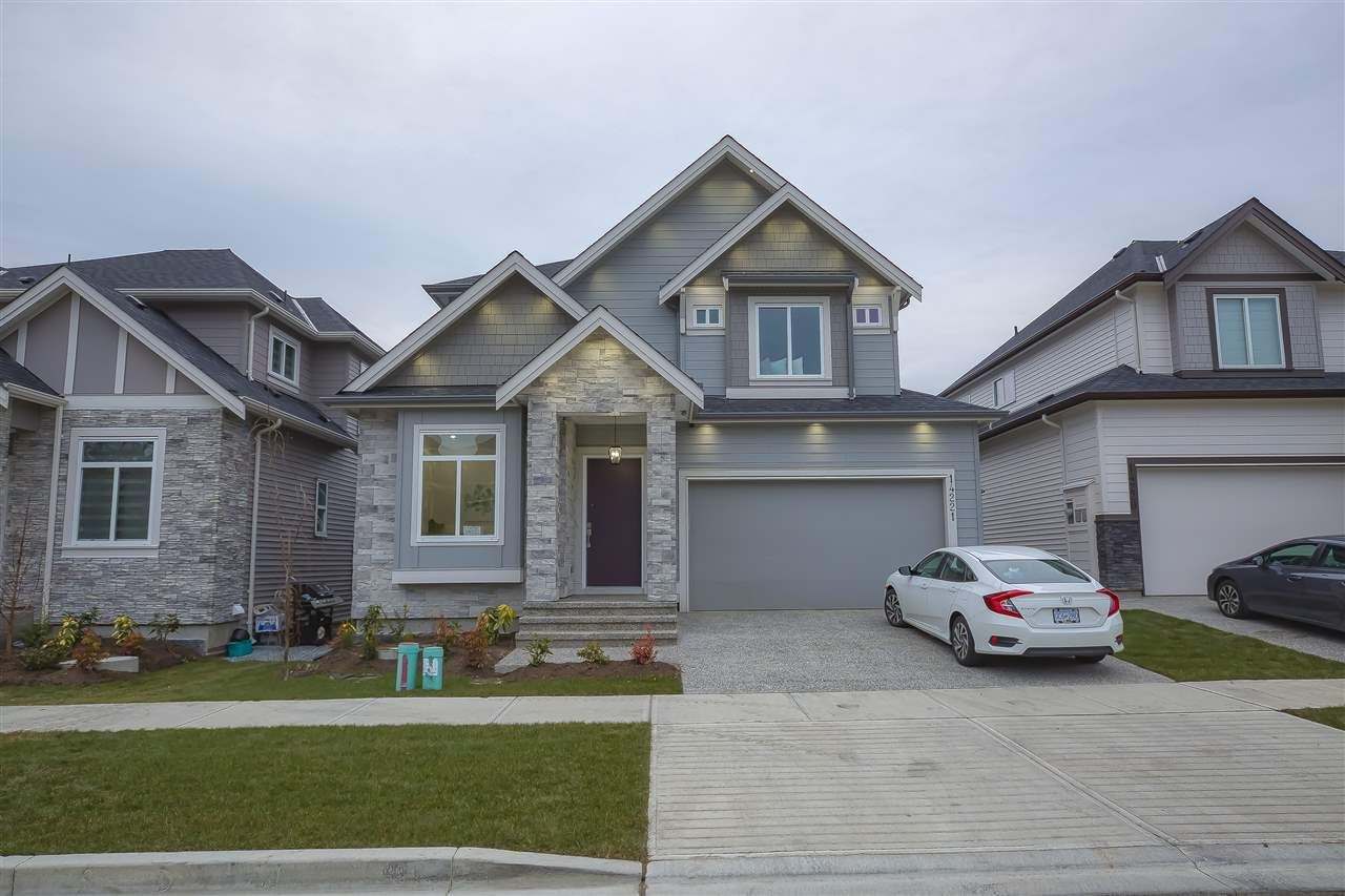 """Main Photo: 14221 61B Avenue in Surrey: Sullivan Station House for sale in """"BELL POINTE"""" : MLS®# R2421881"""