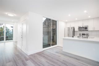 """Photo 14: 101 217 CLARKSON Street in New Westminster: Downtown NW Townhouse for sale in """"Irving Living"""" : MLS®# R2545600"""