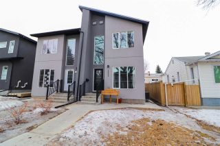 Photo 2: 10833 63 Avenue in Edmonton: Zone 15 House Half Duplex for sale : MLS®# E4234646