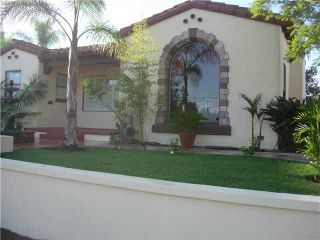 Photo 1: NORTH PARK House for sale : 3 bedrooms : 3375 Palm Street in San Diego