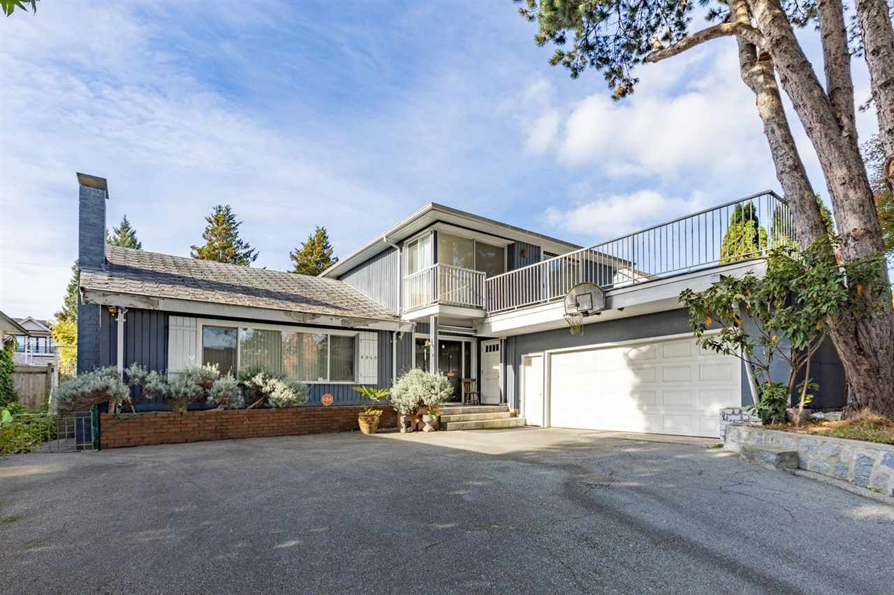 Main Photo: 6949 LAUREL Street in Vancouver: South Cambie House for sale (Vancouver West)  : MLS®# R2513946