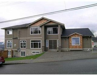 Photo 1: 1549 HAMMOND Avenue in Coquitlam: Central Coquitlam House for sale : MLS®# V766197