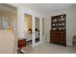 """Photo 10: 114 3188 W 41ST Avenue in Vancouver: Kerrisdale Condo for sale in """"THE LANESBOROUGH"""" (Vancouver West)  : MLS®# V1063940"""