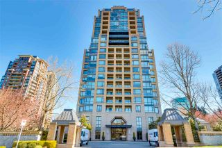 "Photo 1:  in Burnaby: South Slope Condo for sale in ""MAYFAIR PLACE"" (Burnaby South)  : MLS®# R2566851"