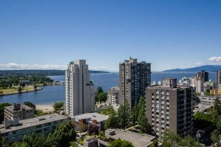 Photo 3: 604 1250 BURNABY STREET in Vancouver: West End VW Condo for sale (Vancouver West)  : MLS®# R2278336