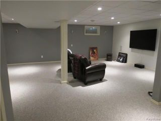 Photo 9: 18 Harding Crescent in WINNIPEG: St Vital Residential for sale (South East Winnipeg)  : MLS®# 1403804