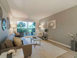 """Photo 3: 101 756 GREAT NORTHERN Way in Vancouver: Mount Pleasant VE Condo for sale in """"Pacific Terraces"""" (Vancouver East)  : MLS®# R2577587"""