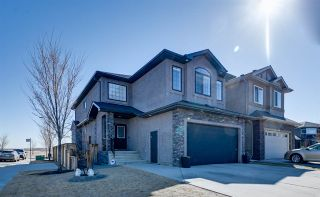 Photo 1: 804 ALBANY Cove in Edmonton: Zone 27 House for sale : MLS®# E4238903
