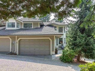 Photo 1: 13 101 PARKSIDE DRIVE in Port Moody: Heritage Mountain Townhouse for sale : MLS®# R2297667