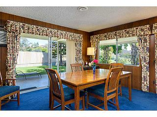 Photo 10: SAN CARLOS House for sale : 4 bedrooms : 7380 Casper Drive in San Diego