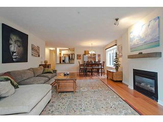 "Photo 2: 101 2096 W 46TH Avenue in Vancouver: Kerrisdale Condo for sale in ""KERRISDALE LANDING"" (Vancouver West)  : MLS®# V981850"