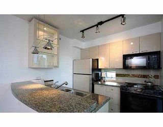 Photo 3: 2606 1068 Hornby Street in Vancouver: Downtown VW Condo for sale (Vancouver West)  : MLS®# V633382